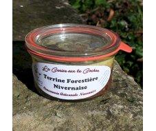 Terrine Forestière Nivernaise 120g