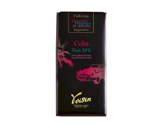 Tablette noir Cuba 78%