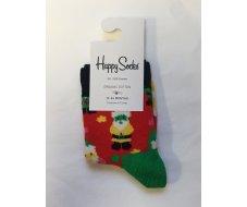 Kids Santa Sock 12-24