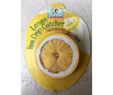 Ramasse-gouttes citron
