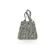 Mini maxi shopper zebra