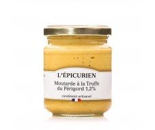Moutarde à la truffe du périgord 1,2%