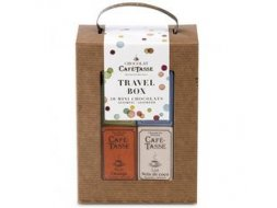 Travel-box 50 mini chocolats assortis